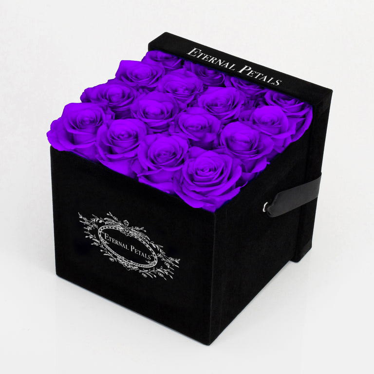 MAGIC | BLACK FLOWER BOX
