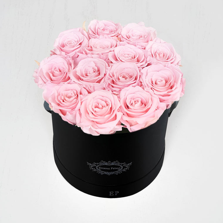 SWEETHEART | ROUND BLACK BOX