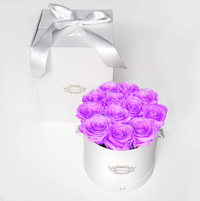 LILAC | ROUND GIFT BOX