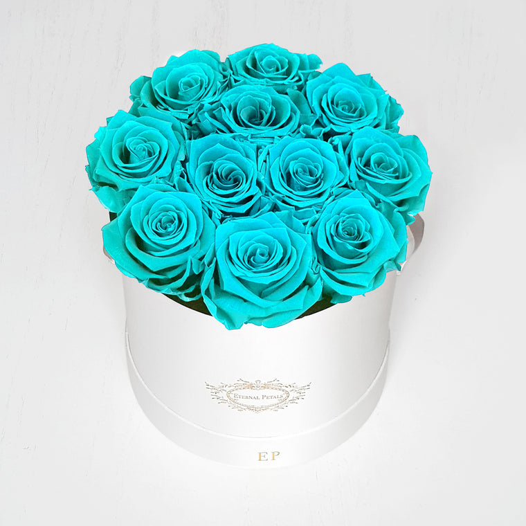 TIFFANY | ROUND GIFT BOX