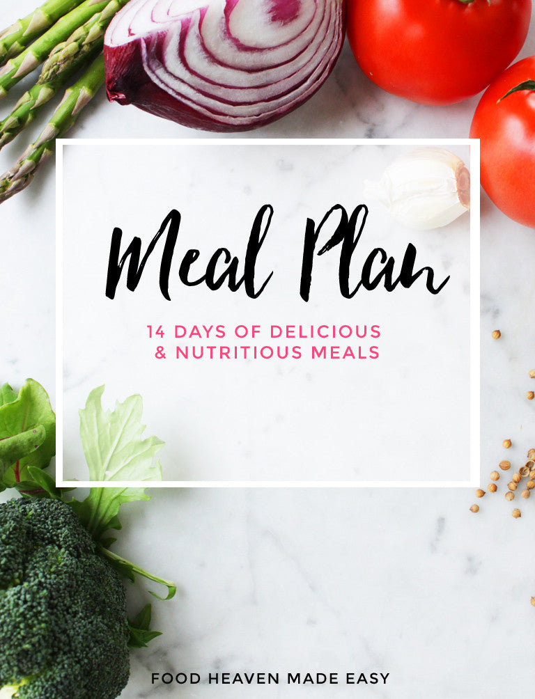 14-Day Plant-Powered Meal Plan