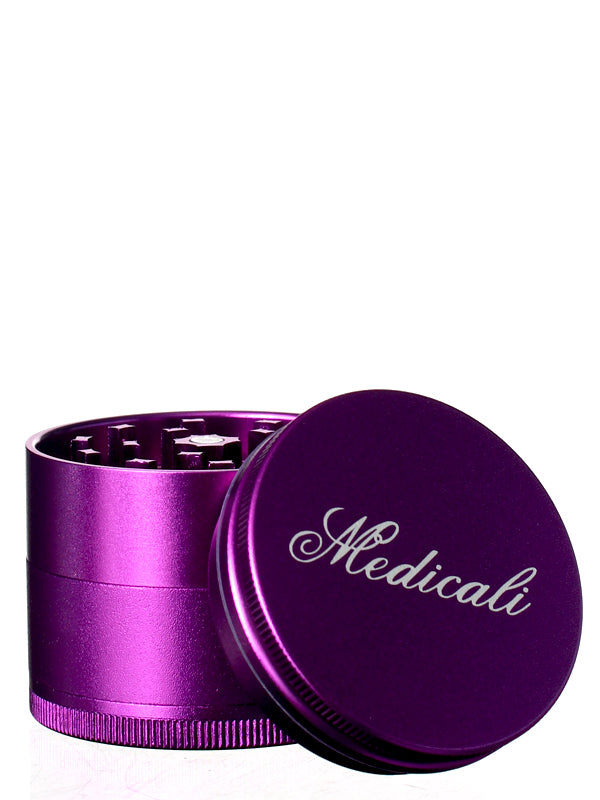 Medicali PURPLE 4 Piece Grinder