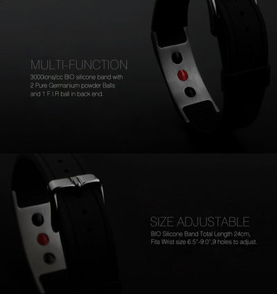 Sports Bracelet | Limited Edition Power Ionics Wristband