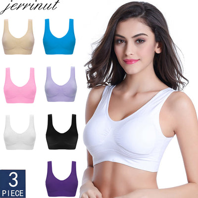 Womens Lingerie |  Seamless Sport Bras (Free Shipping)
