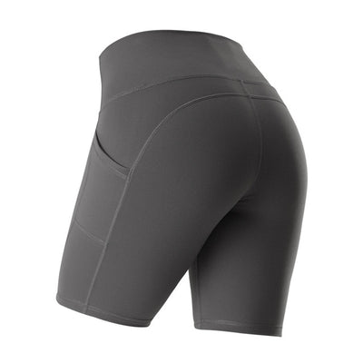 Yoga Shorts |  Women Yoga High Waist Shorts