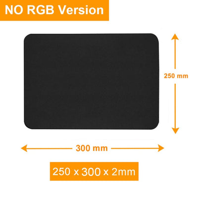 Large Mouse Pad | Luminated Gaming Mouse Pad