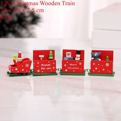 "Family Gifts | ""Toto"" Wooden Train Gift Set"