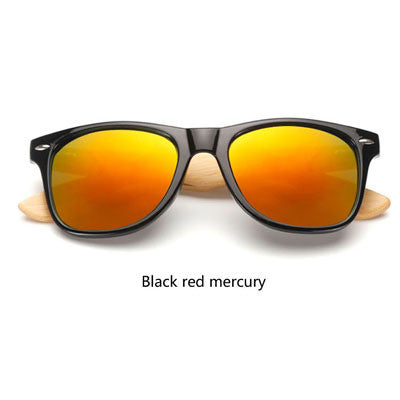 Sunglasses | Unisex Retro Bamboo Anti UV Sunglasses