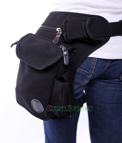 Bikers Bag | Cool Motorcycle Waist Pouch