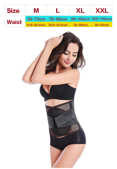"""Get-to-Shape2 "" Post Pregnancy Belly Belt (Free Shipping)"
