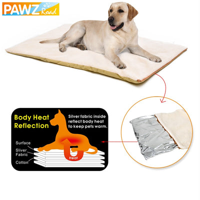 Dog Bed |  Super Warm Comfortable Heating Bed for Dogs and Cats