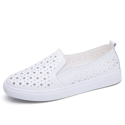 New Collection Summer Ladies Flat Sneakers (Free Shipping)