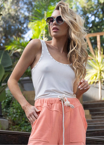 Lace Up Eyelet Cold Shoulder
