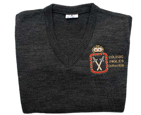 Sweater Gris Secundaria
