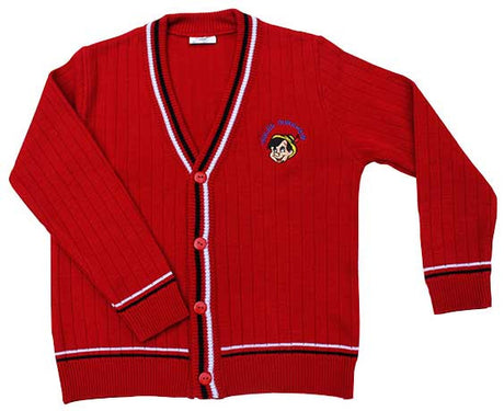 Sweater Rojo Gala Kinder