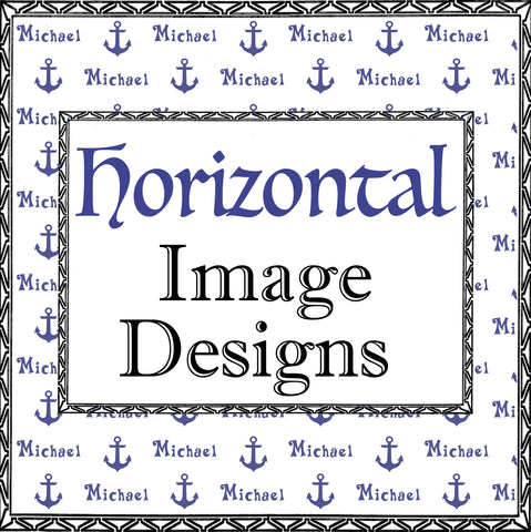 Horizontal Image Designs
