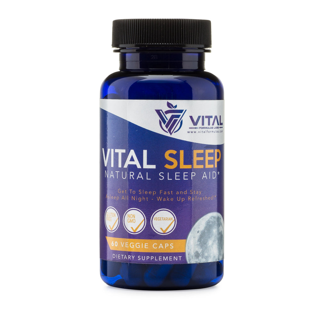 Vital Sleep - Natural Herbal Sleeping Aid