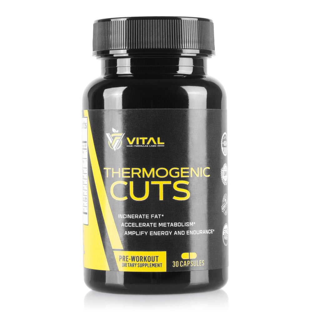 Thermogenic Cuts - Accelerated Fat Burner