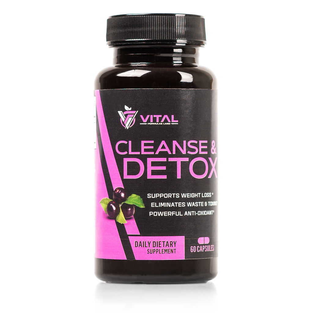 Cleanse and Detox - Natural Toxin Flush