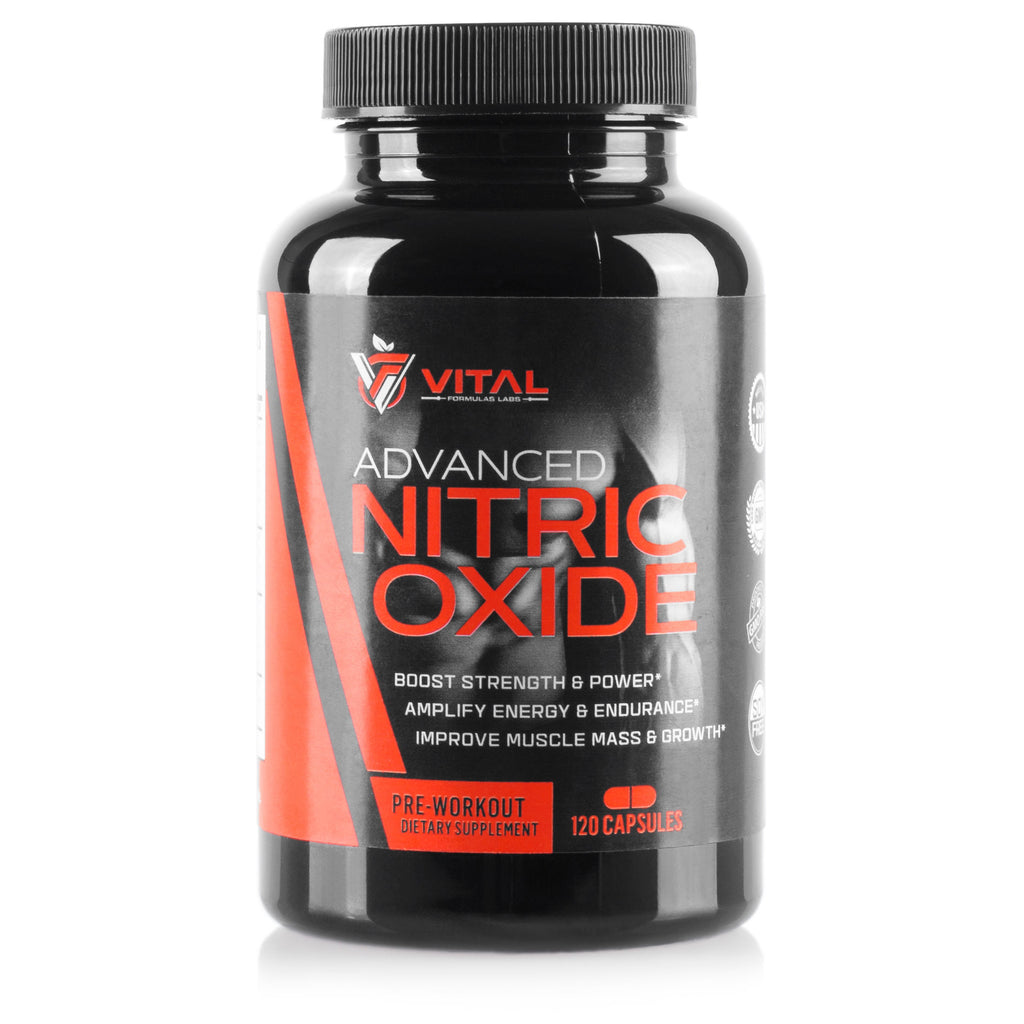 Advanced Nitric Oxide - Pre-Workout Booster