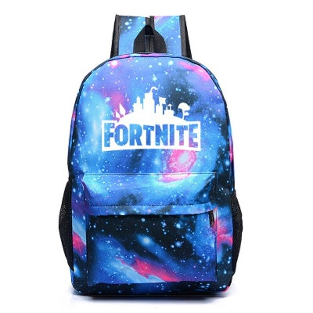 Naruto write round eyes school students schoolbag men and women shoulder bag couple cartoon casual canvas backpack
