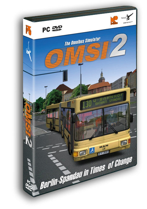 OMSI 2 Bus Simulator