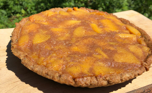 You Want a PEACH of Me (Pie)