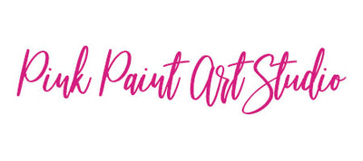Pink Paint Art Studio