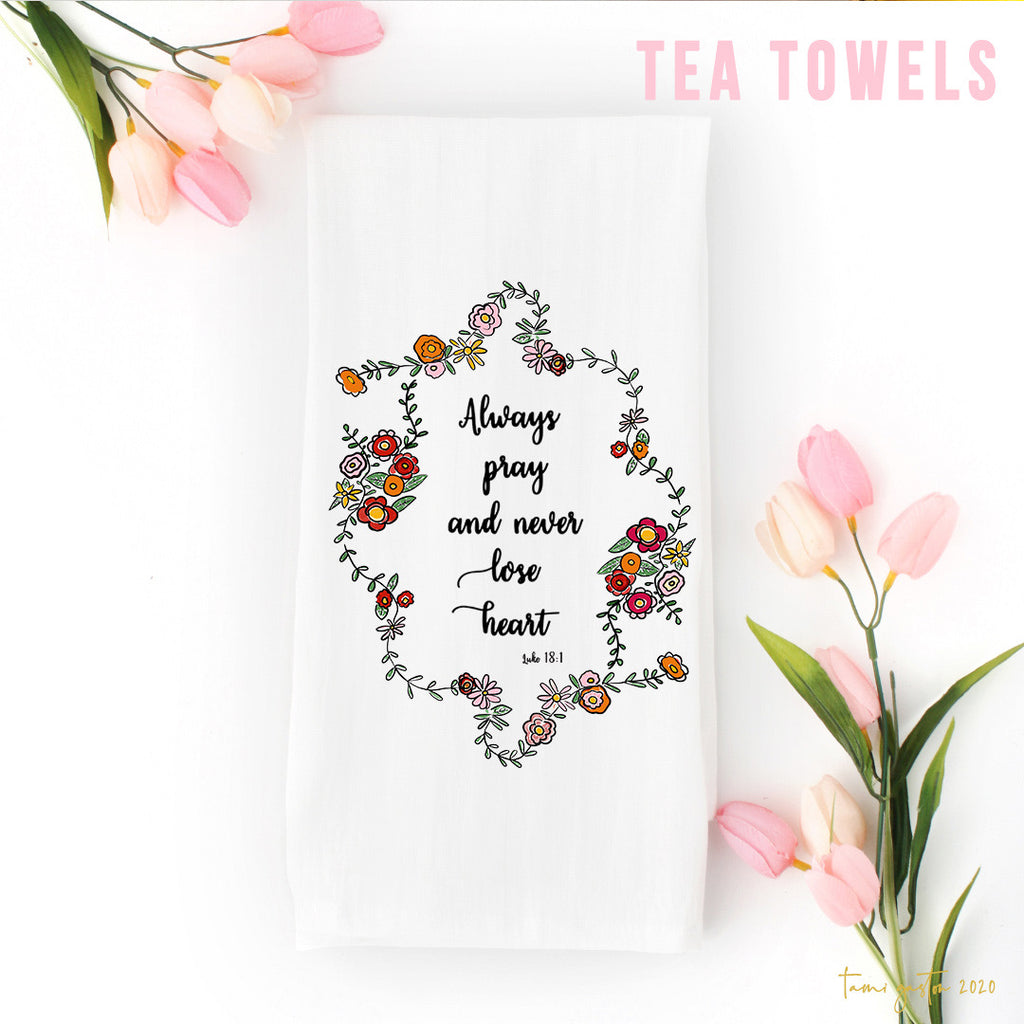 Tea Towel (Flour Sack)