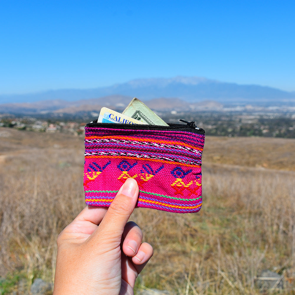 FREE Guatemalan Coin Purse with Any Purchase