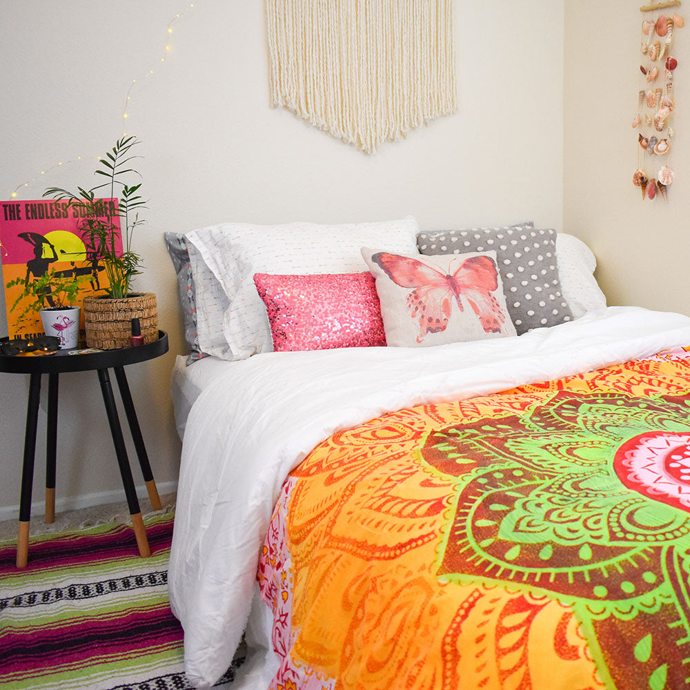 Boho Dorm Room Decor Ideas