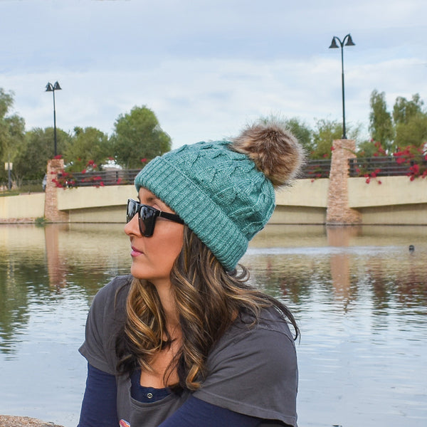 Winter Beanies from Davis Taylor Trading Co