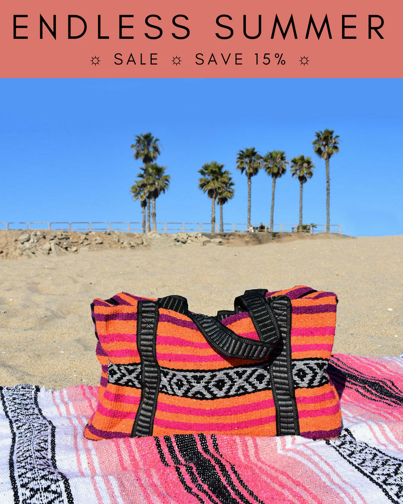 Endless Summer Sale on Now! Save 15% on everything with the code ENDLESSSUMMER.