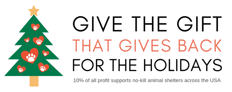 Help animals in need while doing your holiday shopping this year.