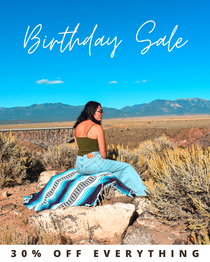 Save 30% for our 3rd Birthday!