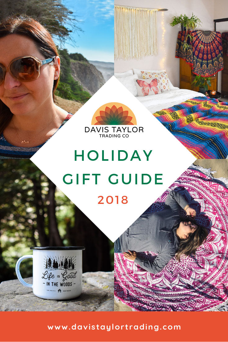 Looking for that perfect gift for everyone on your list this year? Check out our top picks for the unique people in your life like the Camping Lover, Wilderness Babe, Wanderlust Spirit, Boho Goddess, or Weekend Warrior.