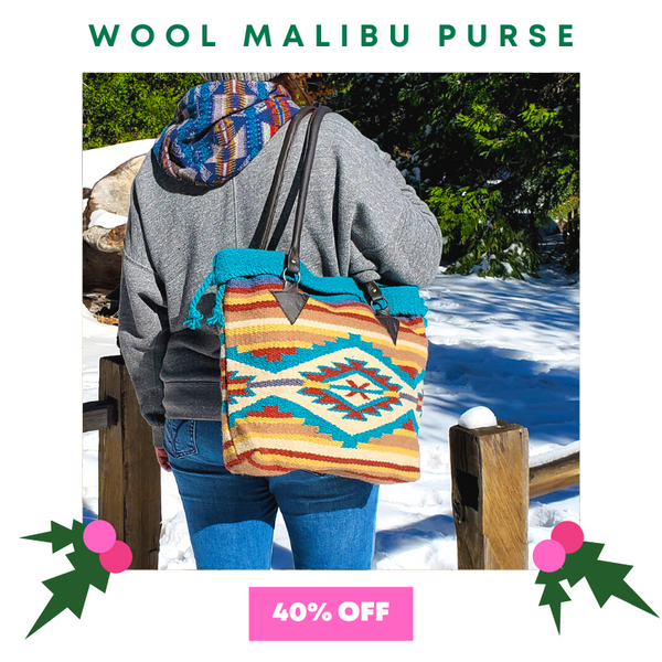 Save 40% on all Malibu Bags during our Holiday Sale!