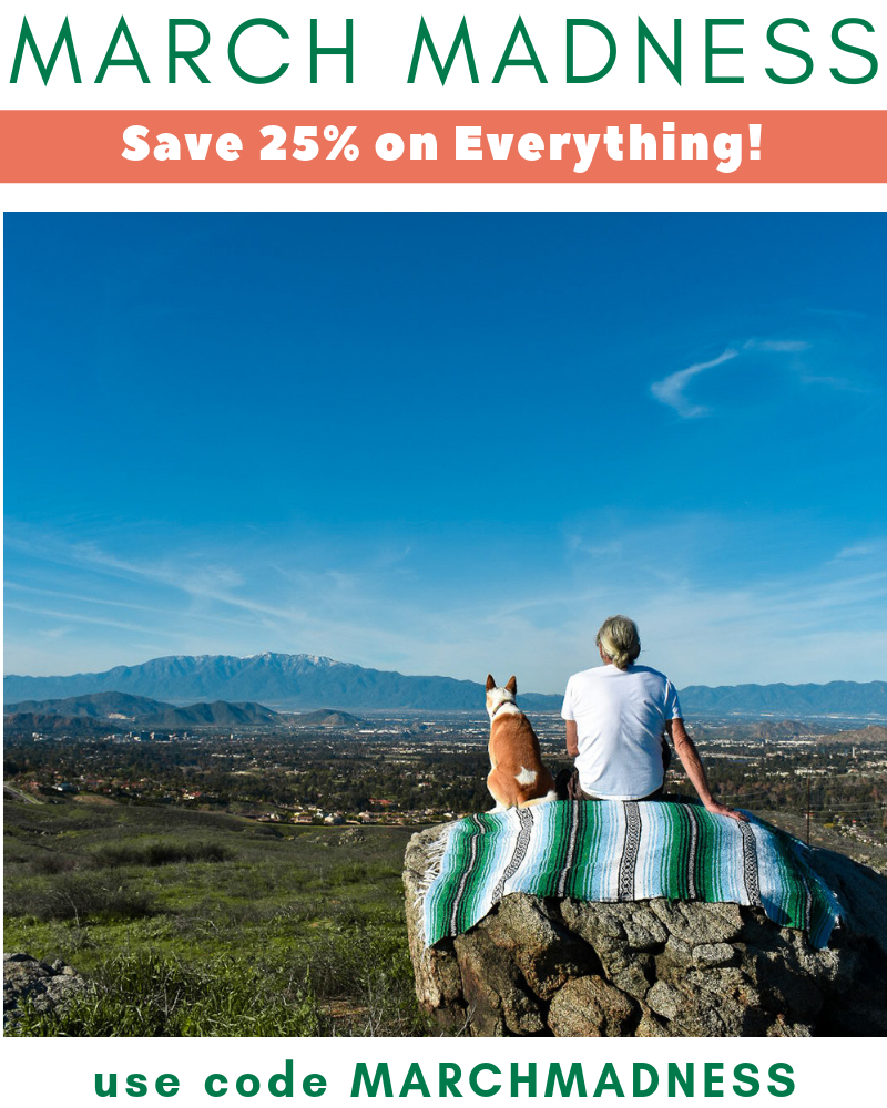 march madness sale save 25% now!