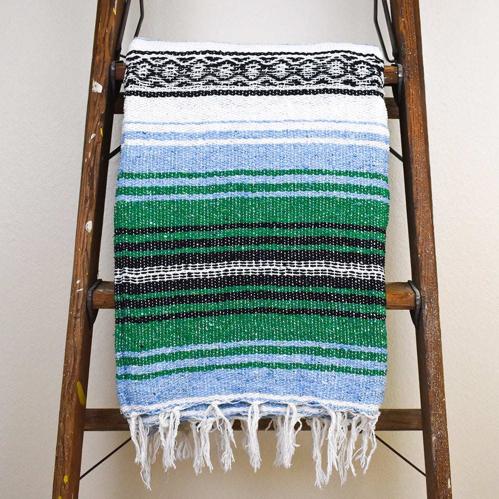 Mountain High - Bohemian Fiesta Blanket by Davis Taylor Trading Co.