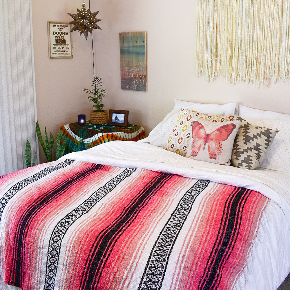 Melon Crush | Bohemian Fiesta Blanket