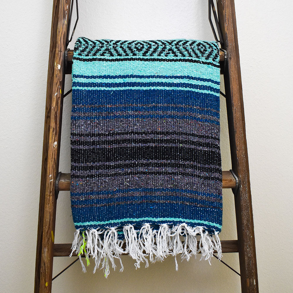 Blue Haze | Mexican Blanket