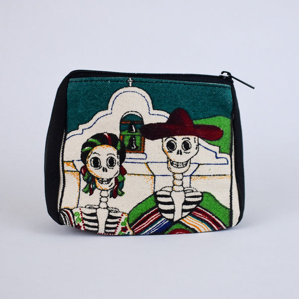Day of the Dead Coin Purse | Mission