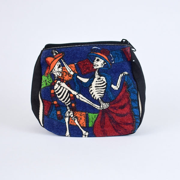 Day of the Dead Coin Purse | Dancing