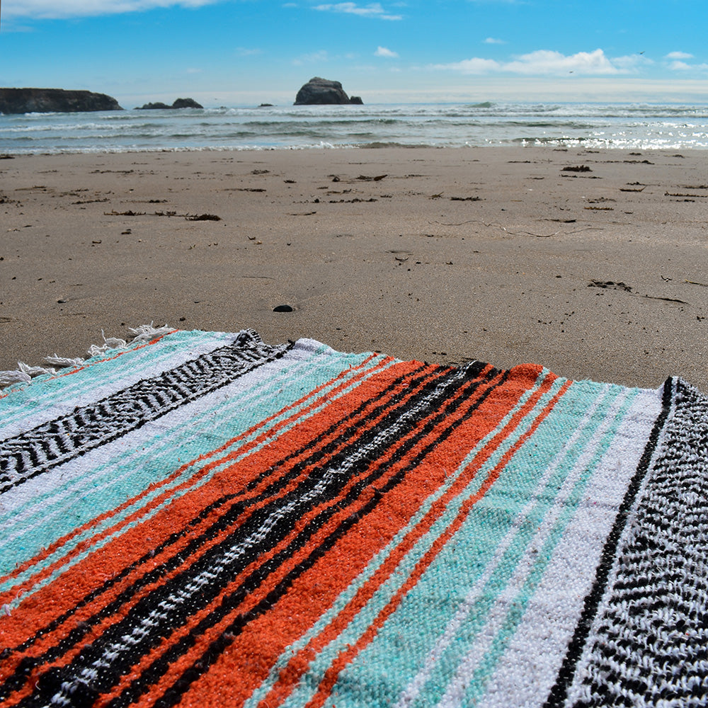 Rip Tide | Mexican Blanket