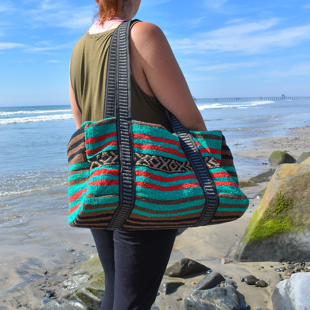 Mother Nature | Wanderlust Weekender Bag