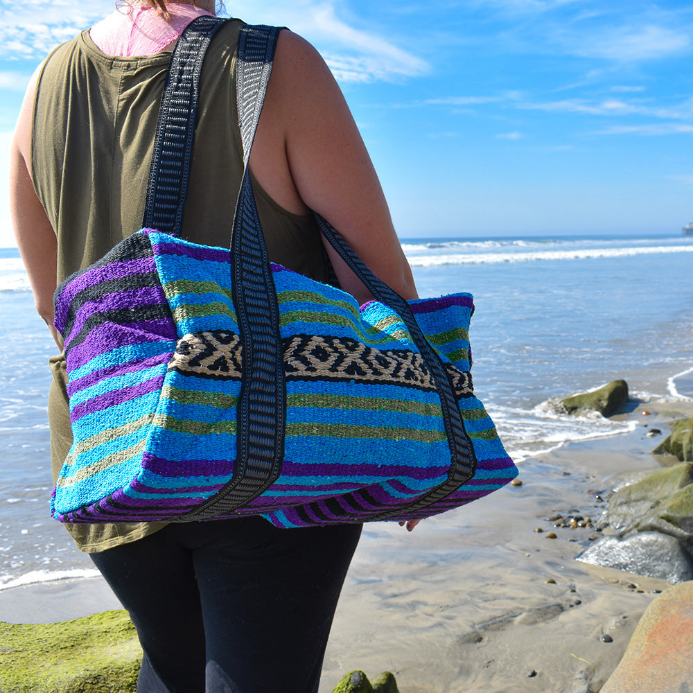 Under the Sea | Wanderlust Weekender Bag