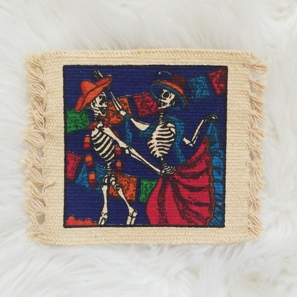 Day of the Dead Coasters | Set of 4