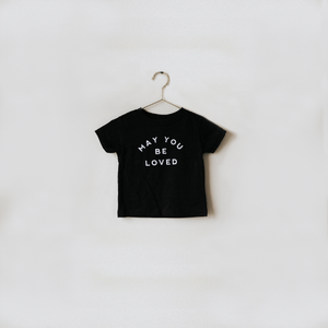 Load image into Gallery viewer, May You Be Loved T-Shirt - Black