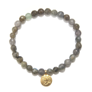 Load image into Gallery viewer, Labradorite Regeneration Bracelet - houseofmarpa