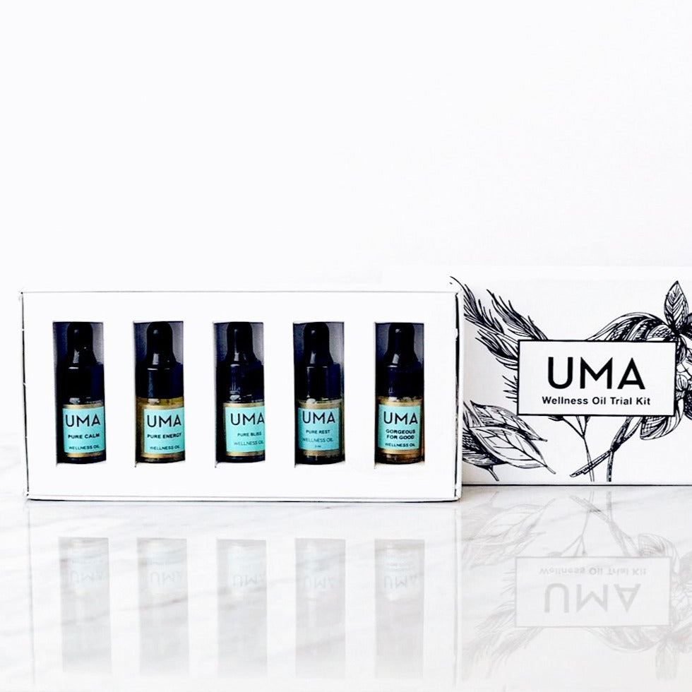 Wellness Oil Trial Kit - houseofmarpa